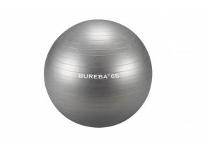 Trendy Bureba Ball durranasmentes fitness labda 65 cm szurke