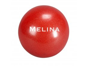 trendy melina pilates labda 30cm piros