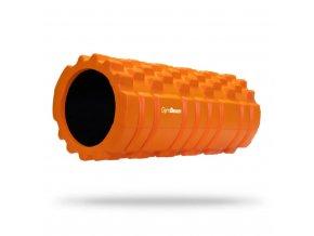 gymbeam fitness roller habszivacs masszazshenger narancs