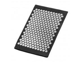 active akupresszuras matrac fekete masszazs eszkoz