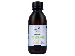 adelle davis liposzomas d3-vitamin