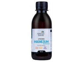 adelle davis liposzomas magnezium b6-vitaminnal