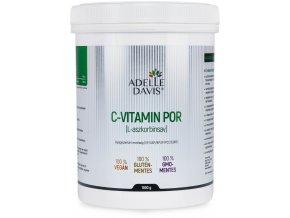 adelle davis c-vitamin por l-aszkorbinsav