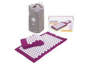 bodhi vital set akupresszuras matrac es parna padlizsan hordozotaskaval