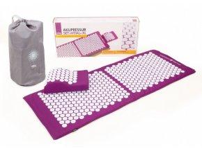bodhi vital xl set akupresszuras matrac es parna hordozotaskaval padlizsan