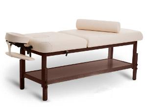Drevené masérske stoly pevné