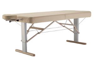 Elektrické masážne stoly skladacie