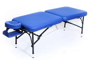 Hliníkové masážne stoly skladacie