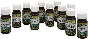 Prírodné éterické oleje