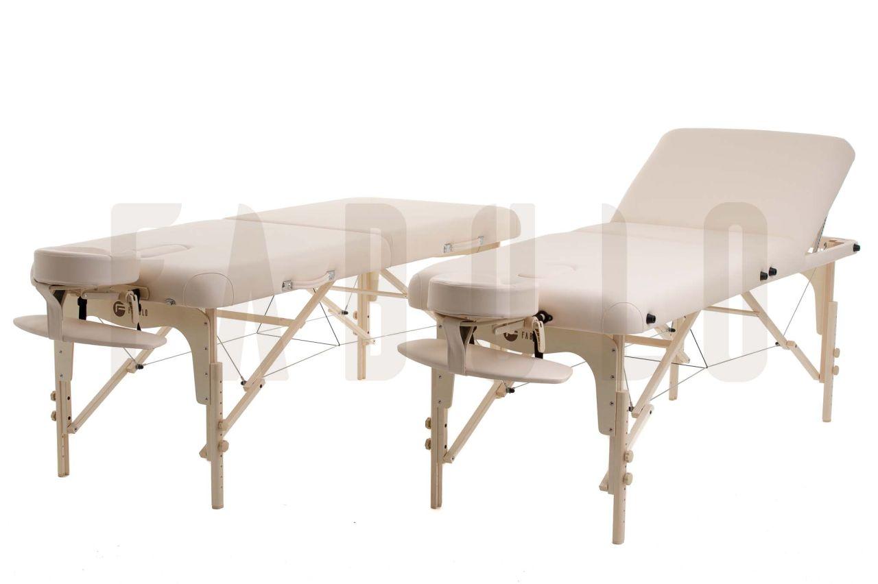 Masážne stoly Fabulo GURU a Fabulo GURU Plus