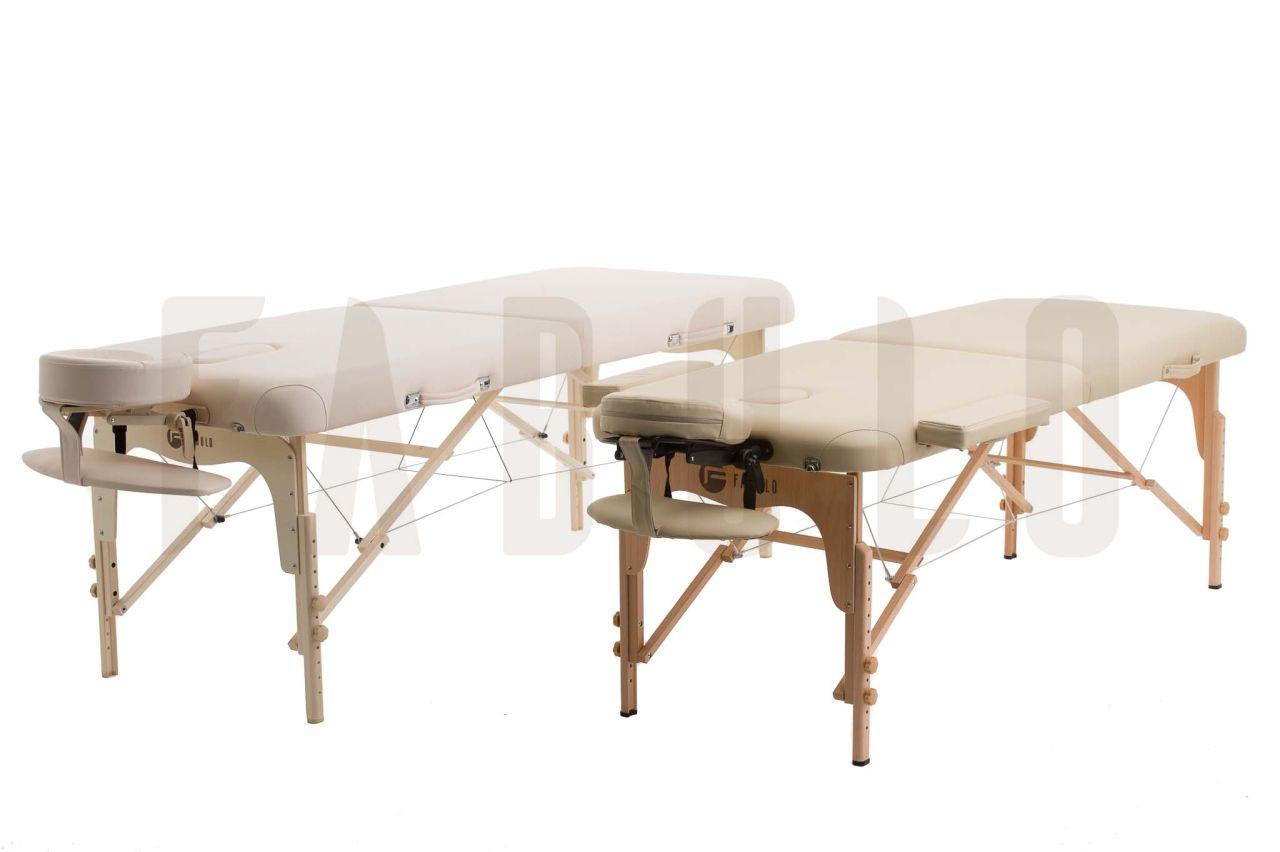 Masážne stoly Fabulo GURU a Fabulo UNO
