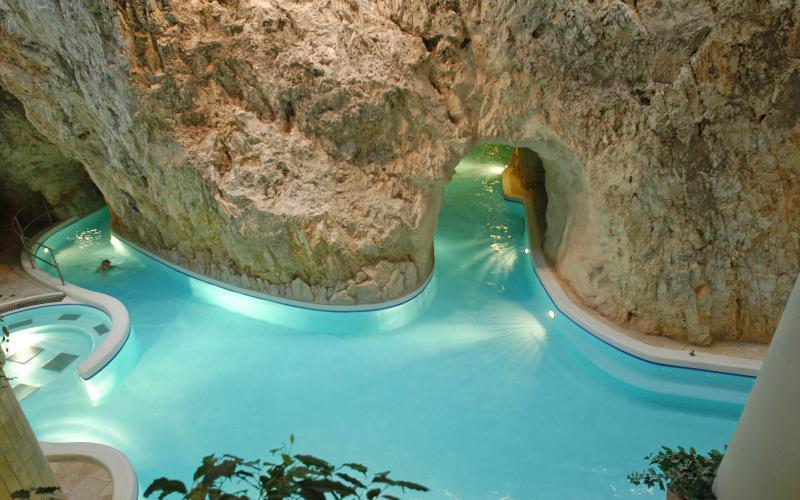 Jaskynné kúpele a wellness Miskolctapolca