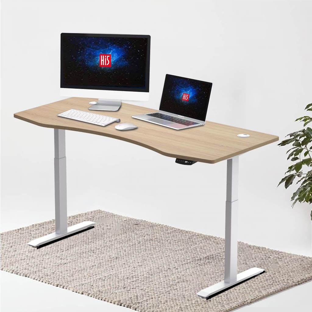 elektricky-vyskovo-nastavitelny-stol-hi5-2-segmentovy-pamatovy-ovladac-konstrukcia-biela-doska-dub-full