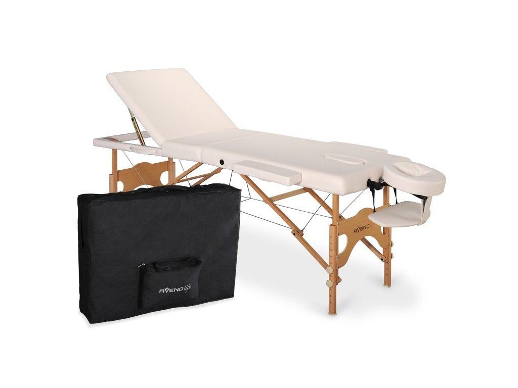 skladaci masazny stol dreveny aveno life eden
