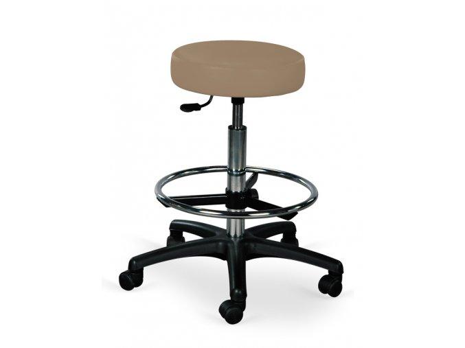 Kozmetická stolička s podnožkou HABYS® Gamma  19 farieb