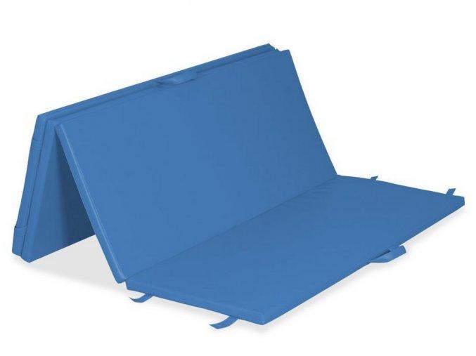 Skladací matrac HABYS® štvordielny  200*120*3 cm / 5,4 kg / 6 farieb