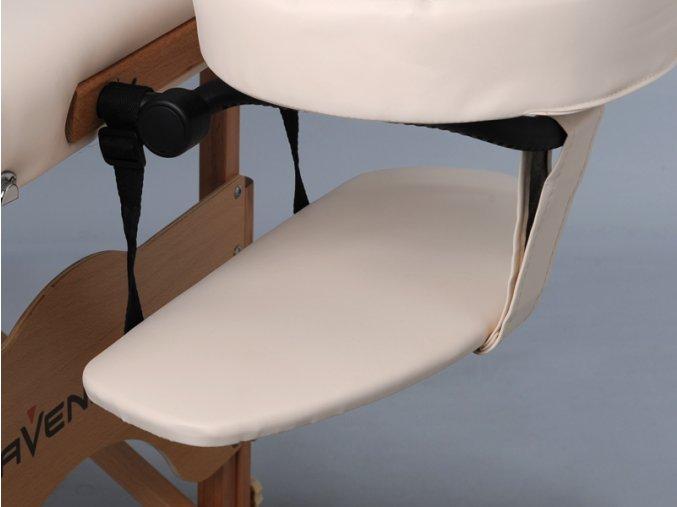 Skladací masážny stôl Aveno Life Eden Set  184*64 cm / 14,5 kg / 2 farby