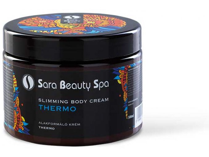 SBS001 zostihlujuci krem hrejivy sara beauty spa thermo