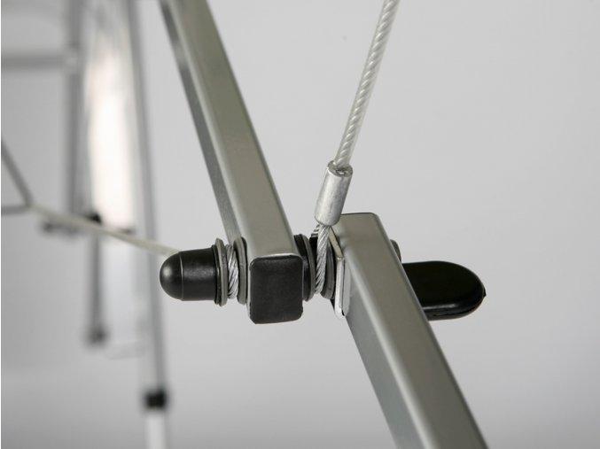 Skladací masážny stôl Aveno Life Vesta Set  184*71 cm / 18,1 kg / 2 farby