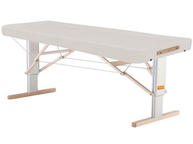 Prenosný elektrický masážny stôl Clap Tzu Linea Ayurveda  192*80 cm / 28 kg / 7 farieb