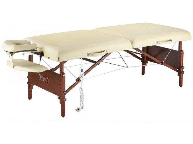 vyhrievany masazny stol master massage del ry therma top 2 new