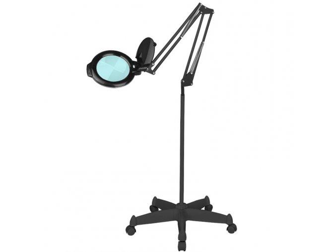 kozmeticka lampa ml6 so stojanom cierna