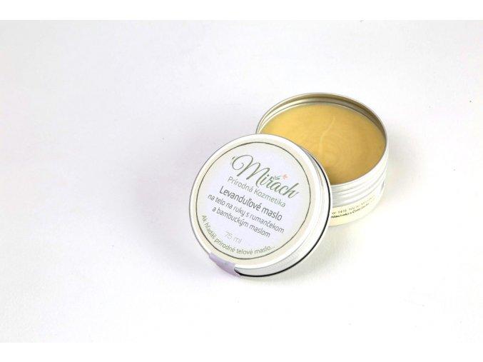 mirach levandulove telove maslo s nechtikom a bambuckym maslom 1