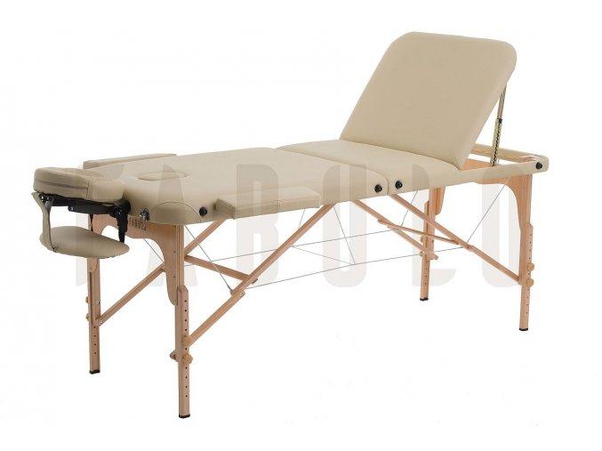 Skladací masážny stôl Fabulo UNO Plus Set  186*71 cm / 15,2 kg / 4 farby