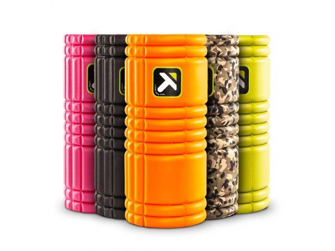 Masážny valec GRID Foam Roller všetky farby