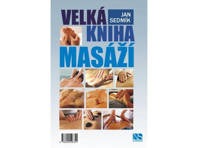 kniha jan sedmik velka kniha masazi