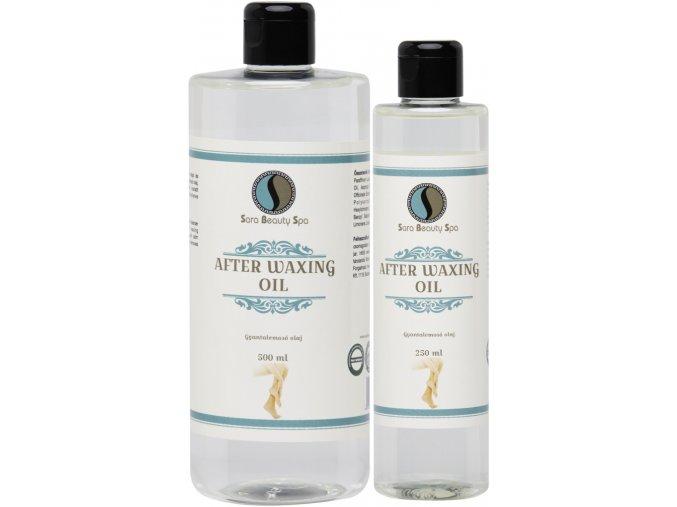 sara beauty spa olej po depilacii sbs027 sbs028