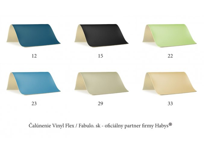 Skladací masážny stôl HABYS® Allora  184*70 cm / 15,8 kg / 19 farieb