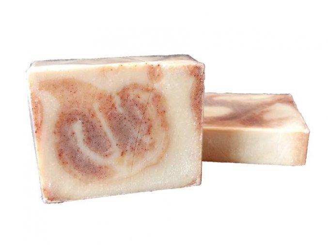 prirodne sipkove mydlo so zelenym bahnom 2