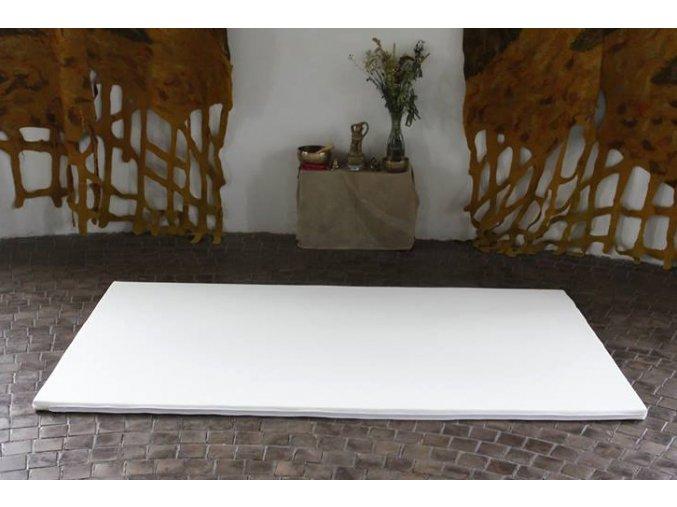 matrac na masaz flow biely