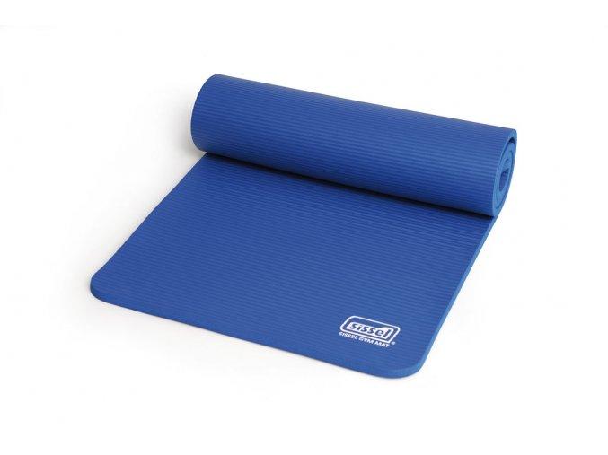 gymnasticka podlozka na cvicenie sissel gym mat 1.0 modra