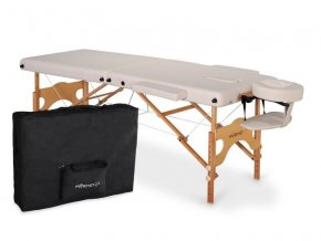 Skladací masážny stôl Aveno Life Aura Set  184*64 cm / 12,5 kg / 3 farby