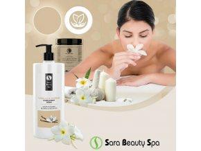 sbs012 sbs013 sbs166 hydratacny krem sara beauty spa vanilka jazmin 250ml 500ml 1000ml