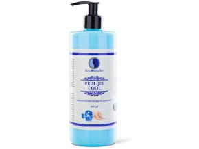 sbs246 sbsS247 masazny gel na nohy sara beauty spa pedi gel cool 250ml 500ml