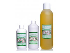 saloos bio rastlinny masazny olej Maratonec