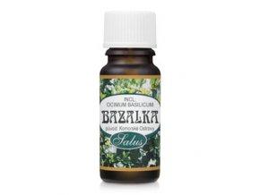 saloos etericky olej bazalka