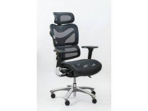 ergonomicka kancelarska stolicka zdravotna spinergo manager