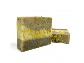 mirach mydlo s bambuckym maslom salviou nechtikom a zihlavou 1