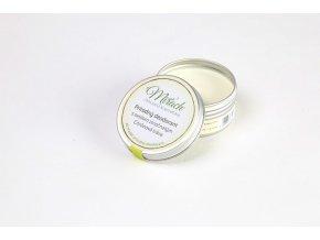 mirach prirodny deodorant s oxidom zinocnatym citronova trava 45ml