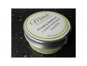mirach prirodny deodorant s oxidom zinocnatym levandula 45ml