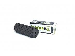 penovy valec masazny blackroll mini flow cierny
