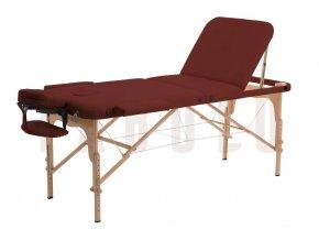 Skladací masážny stôl Fabulo UNO Plus Set