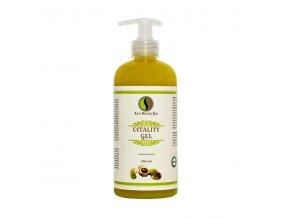 masazny gel vitality na nohy krcove zily sara beatuy spa vitality gel 500ml sbs034