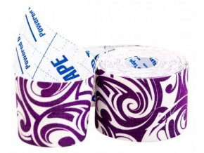 kineziologicky tejp bb tape tattoo purple 1