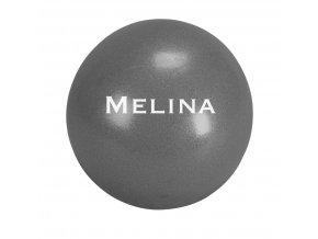 lopta na pilates trendy melina 19cm siva