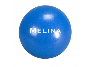 lopta na pilates trendy melina 25cm modra